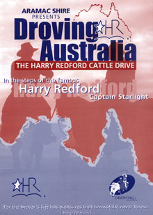 harry redford cattle drive